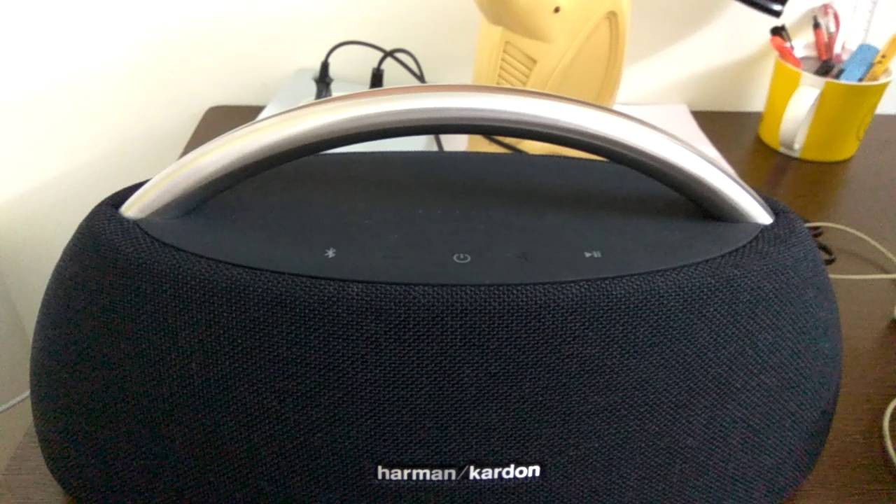 Harman kardon Go + Play 2016 battery not charging part 1 of 2