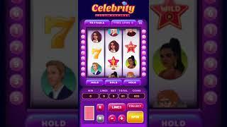 Celebrity Slot Machine [Touchscreen Java Games]