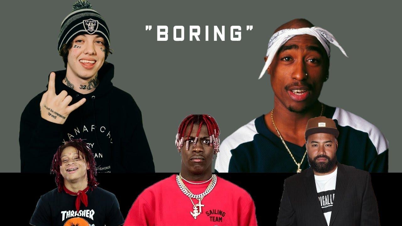 Celebrities React To Lil Xan Calling Tupac Boring Lil Yachty
