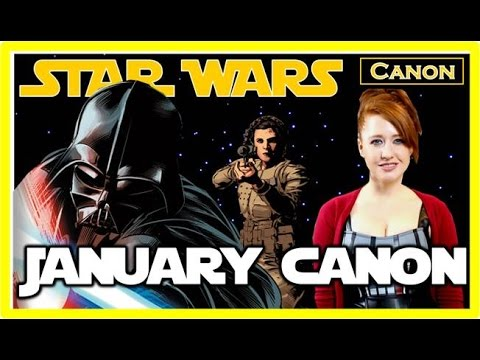 Star Wars Canon for January 2016 (Comics)