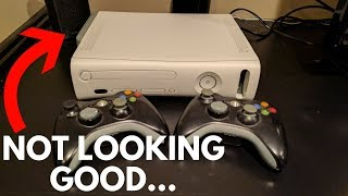Trading In My XBOX 360 COLLECTION... How Much Will GameStop Pay Me?? (You'll Be Surprised)