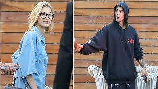 Скачать Justin Bieber Asked When His New Album Is Coming Out While Shopping With Hailey