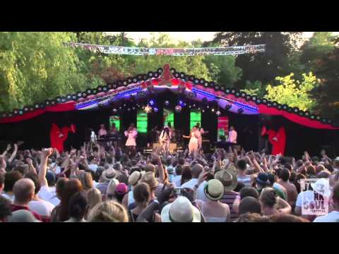 Chic feat. Nile Rodgers - Everybody Dance - Mostly Jazz Festival 2013