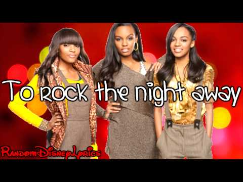 The McClain Sisters - Jingle Bell Rock - Lyrics On Screen