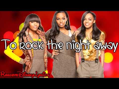 The McClain Sisters - Jingle Bell Rock - Lyrics On Screen