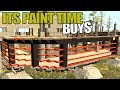ITS PAINT TIME BOYS | 7 Days to Die | Let's Play Gameplay Alpha 16 | S16.4E93