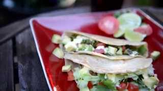 Quinoa Tortillas [paleo.gluten Free.dairy Free.vegan]