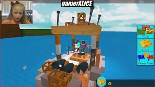 Build A Boat For Treasure, Roblox game