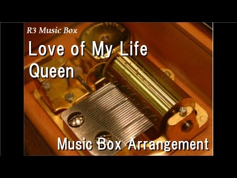 Love of My LifeQueen  Box