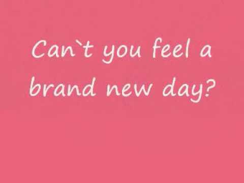 A brand new day - The Wizz (+ lyrics)