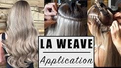 LA Weave Application