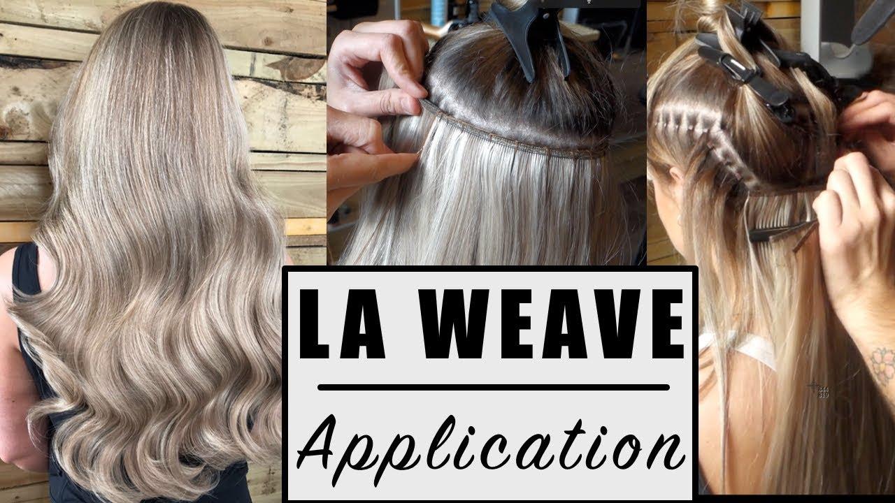 La Weave Application Youtube