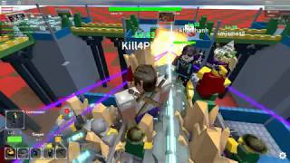 Roblox Tower Defence Simulator (GOLDEN TITAN) (Sentry Update)