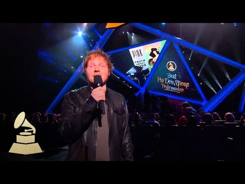 Best Pop Duo/Group Performance 56th GRAMMY Nominees | GRAMMYs