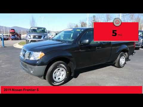 2019 Nissan Frontier Asheville NC KN722035