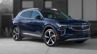 2021 Buick Envision Обзор на канале Авто своими глазами