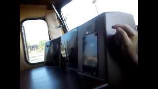 A nova Locomotiva AC-44 na pintura ALL,lider no X99 em ZSU,Sumare!