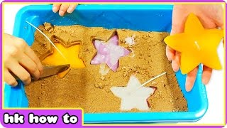 How To Easily Make Candles at Home - HooplaKidz How To
