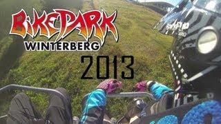 First Time Bikepark Winterberg 2013