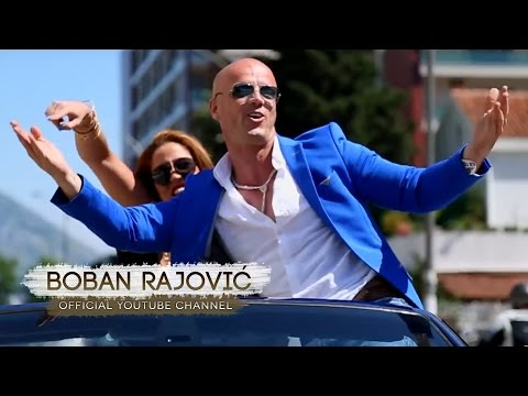 BOBAN RAJOVIĆ FEAT. BUKI SKANDAL - BAHATO (OFFICIAL VIDEO)