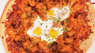 This Breakfast Pizza Will Make You Drool