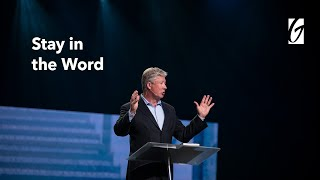 Robert Morris – Stay in the Word – 3 Steps to Victory