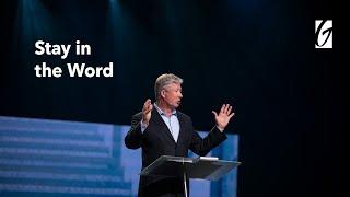 Robert Morris – Sтay in the Word – 3 Steps to Victory