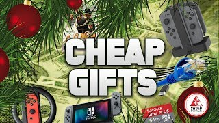 Baixar Nintendo Switch CHEAP Holiday Gift Guide for 2018!!