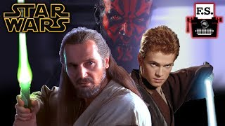 What If Qui Gon Jinn Trained Anakin Skywalker?