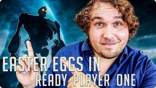 Easter eggs im ready player one trailer