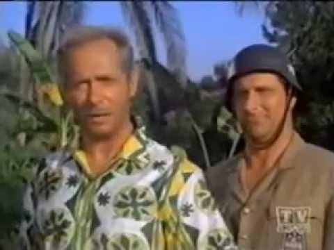 Get Smart 'Schwartz's Island' scene