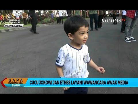 Begini Keseruan Presiden Jokowi dan Jan Ethes Berlibur di Yogyakarta