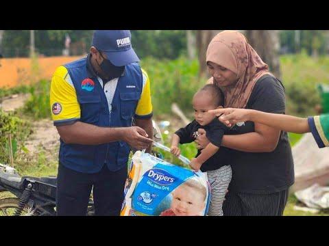 Misi Bantuan Tragedi Kepala Air Gurun & Yan