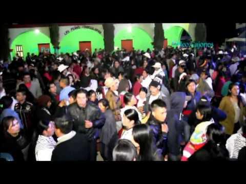 FIESTA LAS PEÑAS PARTE 3  baile TAMAZULAPAN MIXES OAXACA 9 DE ABRIL 2017