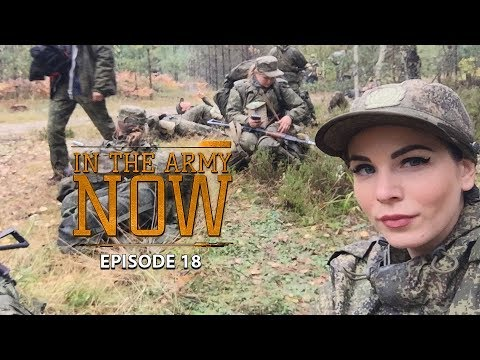 Military survival test: Ambushed, shot at, and gassed – In the Army Now Ep.18