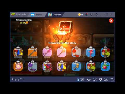Boozy Gaming: (Hustle Castle) How Clan Wars Work