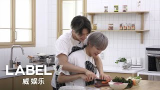 [WayV-ariety] It's a Challenge, Not a Cooking (vs KUN) | TEN X YANGYANG's Enjoy The Challenge! Ep.3