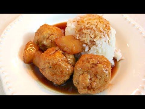 Crockpot Teriyaki Chicken Meatballs:  How To Make Chicken Teriyaki Meatballs In A Slow Cooker