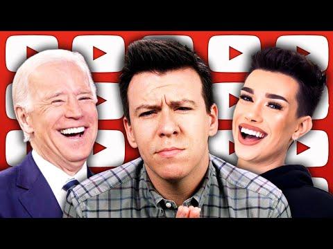 "James Charles $500 ""Con-Tour"" Backlash, Joe Biden Jumps Into It, Anti-Vaxxers Break Records & More"