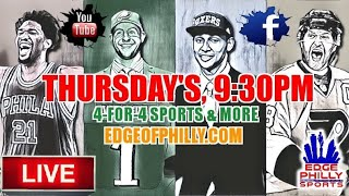 Edge of Philly Sports Live 12-13-18