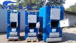 Котлы длительного горения Wichlacz 75 кВт, 100 кВт, 250 кВт. Вихлач, Віхлач-Уа