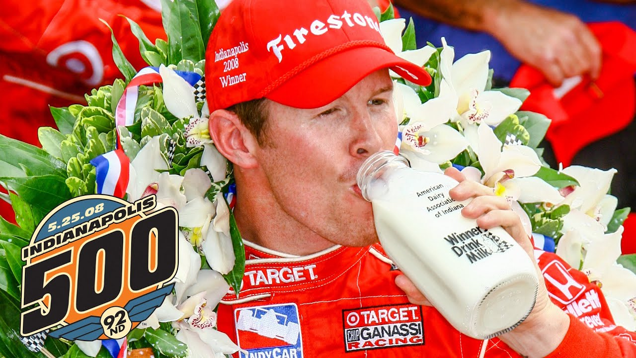 Race favorite Scott Dixon runs out of gas early in Indy 500