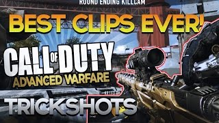 BEST Call of Duty: Advanced Warfare Trickshots & Sniper Montage from Subs! COD AW Trickshot Montage