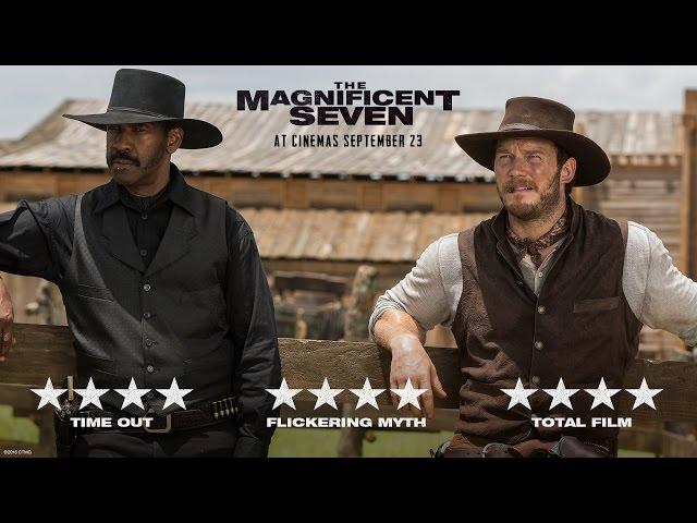 Magnificent Seven (2016) Video 1