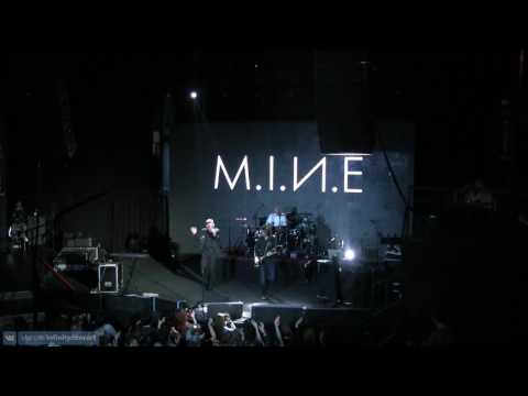 M.I.N.E (ex Camouflage) - Live in Saint-Petersburg (27.04.2017)