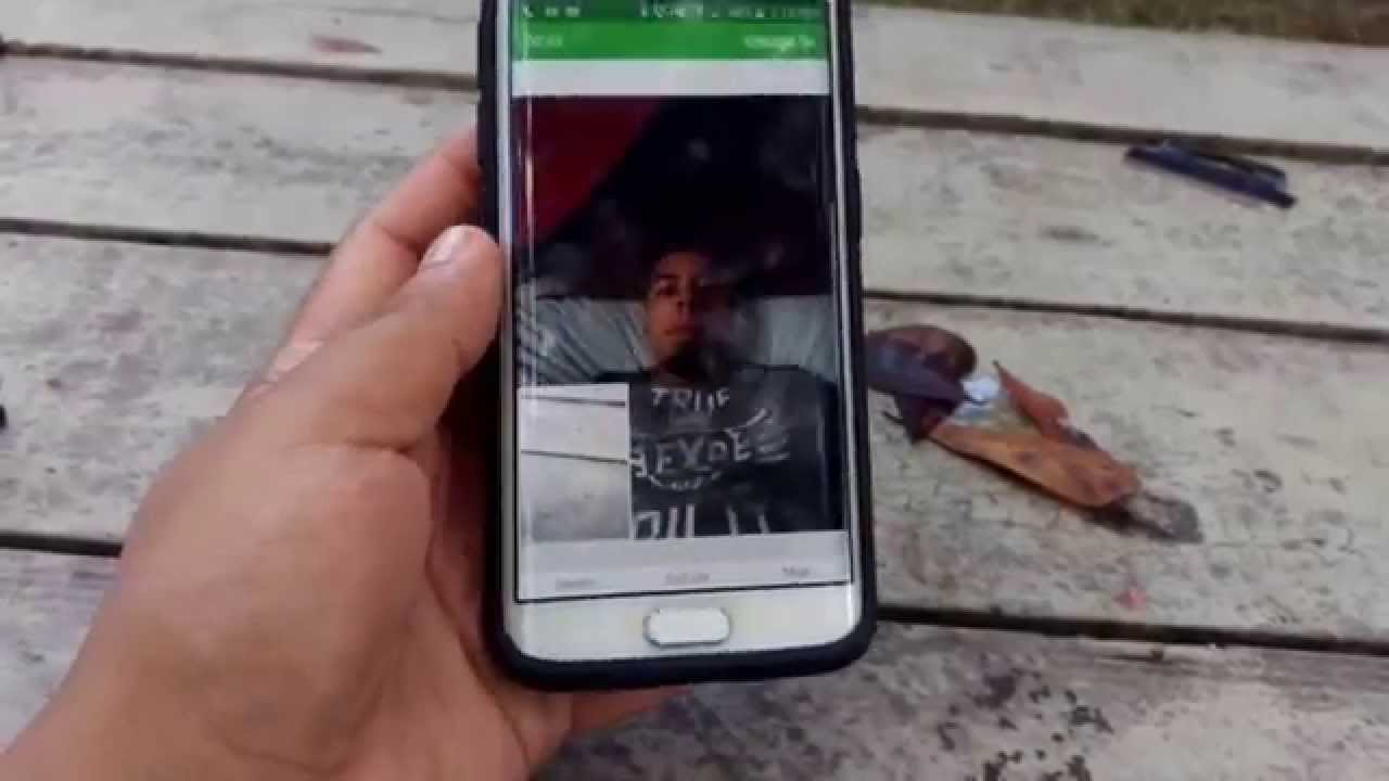 galaxy s7 edge video calling