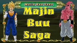 Dragonball Z Budokai Tenkaichi 2 - Story Mode - Majin Buu Saga | Chaospunishment