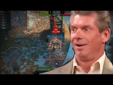 Vince Macmahon Reacts to My T49 Ace (Remastered)