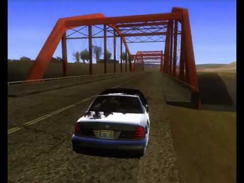 Gta San Andreas  Ford Crown Victoria