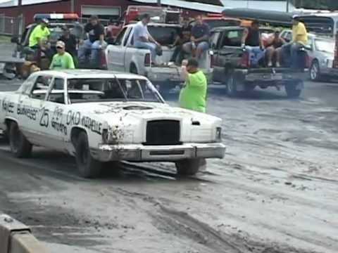 2009 Clinton County Fair Demolition Derby